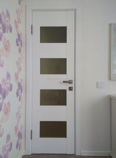 Дверь со стороны комнаты
